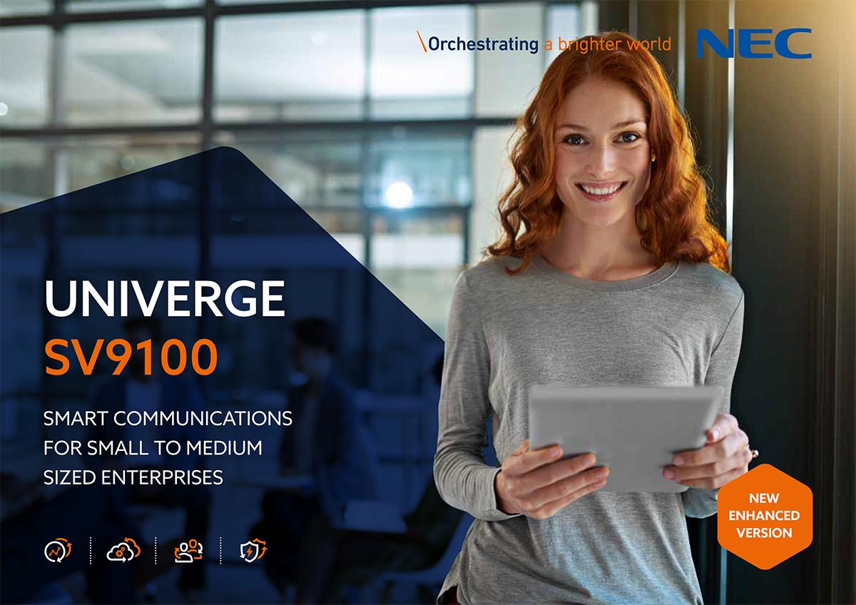 NEC SV9000 Communication Platform