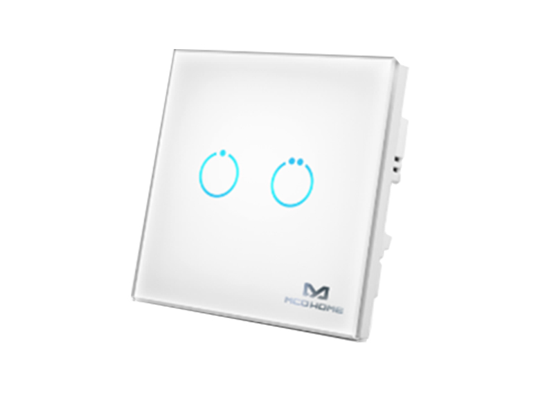 INC-MH-312 (2 Gang Touch Wall Switch)