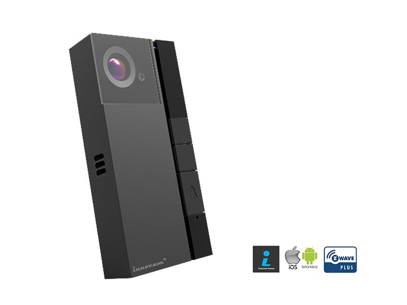 INC-SHGW-D1- GateWay+Doorbell+Camera 3 in 1 Smart Home GateWay